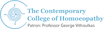 Contenmporary college of Homeopathy logo