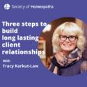 Tracy Karkut-Law - Three steps