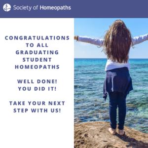 Congratulations to all new graduates